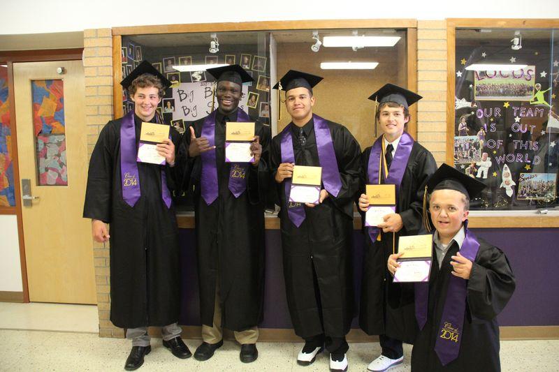 Graduation 378