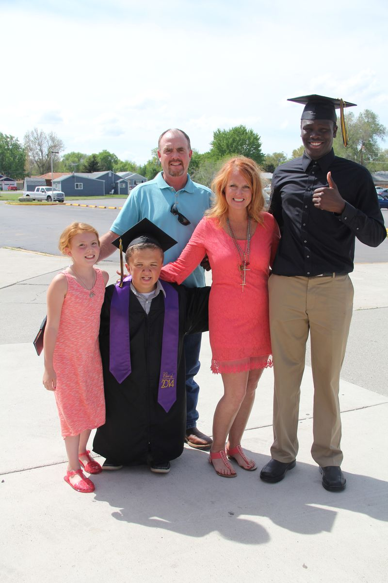 Graduation 471